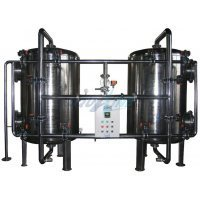 Water Softening Systems (Timed Control)